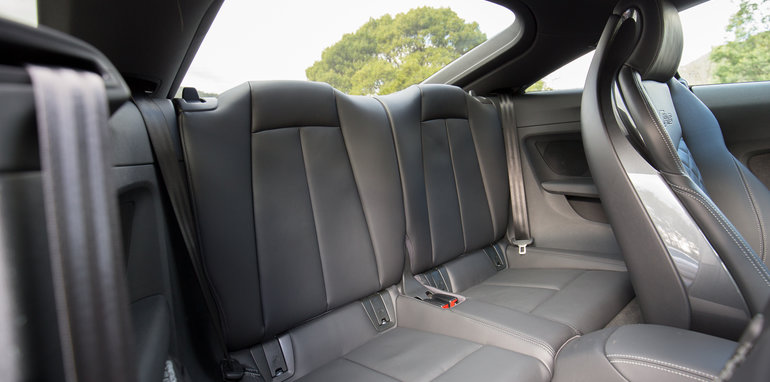 however be aware the tt rss ultra firm and very upright 5050 split fold rear seats are coupled to practically zero head leg or toe room