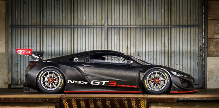 2018 honda nsx. beautiful 2018 honda europe says an initial batch of 12 nsx gt3 cars will be produced in  time for the start 2018 race season with all engines to built  inside honda nsx