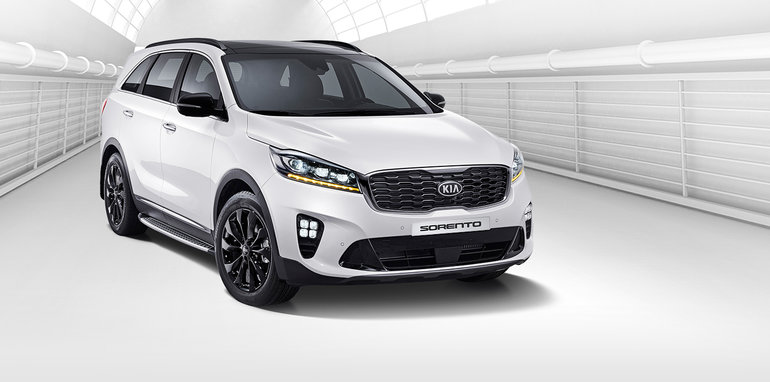 2018 kia sorento facelift revealed ahead of q4 australian launch update. Black Bedroom Furniture Sets. Home Design Ideas