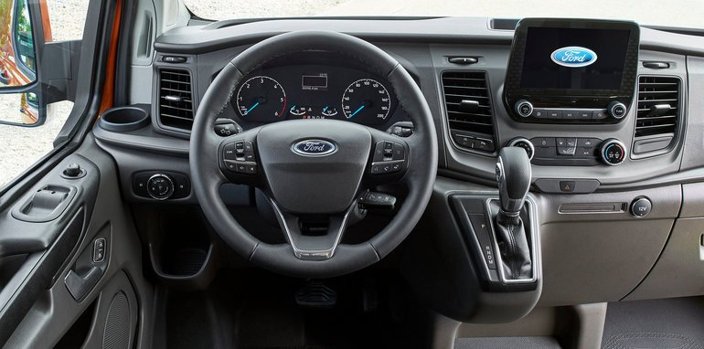 2018 ford 770. wonderful 770 the rejigged interior also features a flatter and plainer instrumentation  area threespoke steering wheel usb 12volt sockets fold out cup holder  with 2018 ford 770