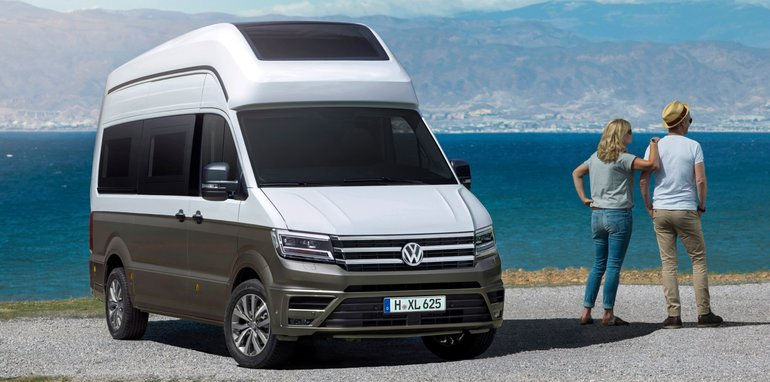 volkswagen california xxl motorhome concept unveiled. Black Bedroom Furniture Sets. Home Design Ideas