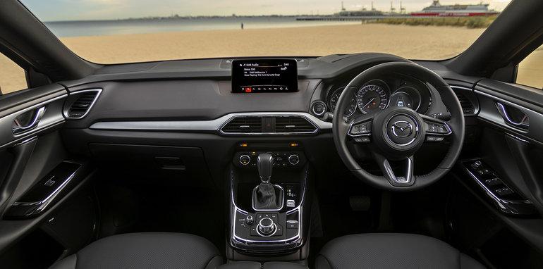 Mazda Cx 9 >> 2018 Mazda Cx 9 Pricing And Specs