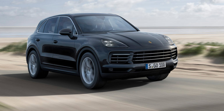 porsche cayenne turbo 2018. wonderful 2018 the look of the cayenne has stuck to a clear theme since it first appeared  and while that model threw automotive world into storm polarised  for porsche cayenne turbo 2018