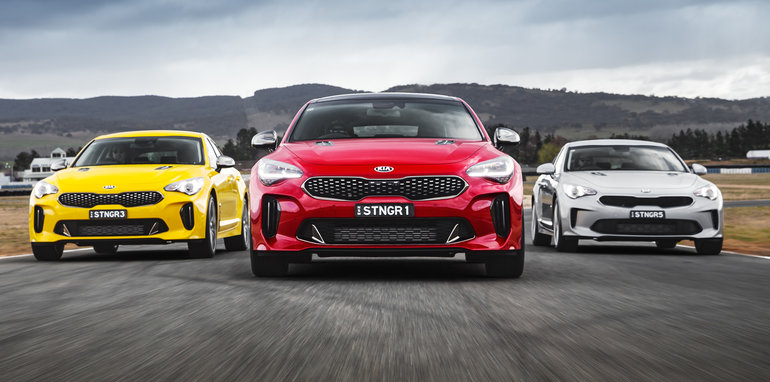 2018 kia stinger price. wonderful stinger like the wider kia range stinger is offered with companyu0027s seven  year unlimited kilometre warranty years of cappedprice servicing and  with 2018 kia stinger price