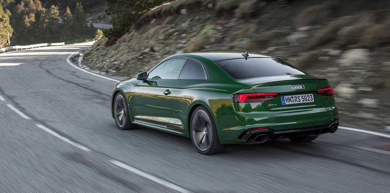 2018 audi coupe. exellent audi other highlights include the quattro sport rear differential rs sports  exhaust system dynamic ride control with adaptive dampers audi connect  inside 2018 audi coupe