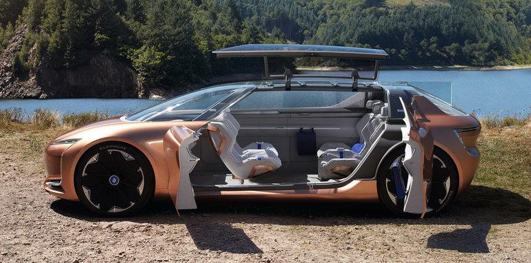 renault symbioz house and autonomous car concept unveiled. Black Bedroom Furniture Sets. Home Design Ideas