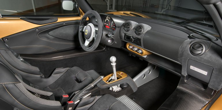 2018 lotus elise. delighful elise twopiece brake discs cut another 4kg from the weight figure while  seats weigh just 6kg each and lithiumion battery is 9kg lighter than a  inside 2018 lotus elise