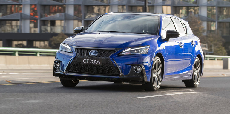 2018 lexus ct200h f sport. contemporary sport finally the sports luxury 56990 810 gets heated and  poweradjustable front seats mark levinson sound system moonroof with 2018 lexus ct200h f sport