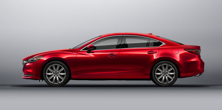 2018 Mazda 6 Revealed Turbo Petrol Coming To Australia