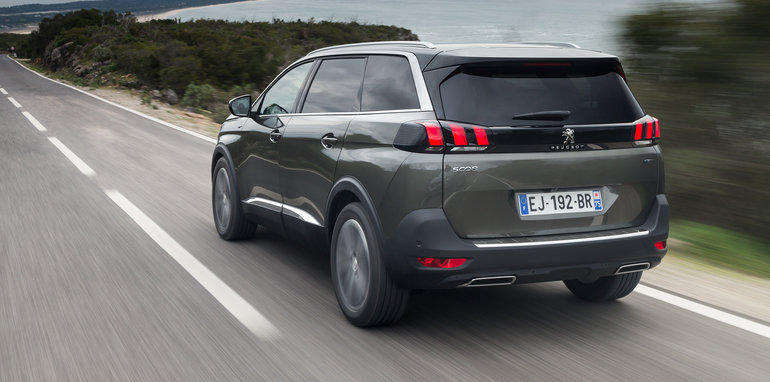 2018 peugeot 5008 review. Fine 2018 Standard Equipment Includes 18inch Alloy Wheels An 80inch Touchscreen  Infotainment System With Satellite Navigation The Peugeot ICockpit  And 2018 Peugeot 5008 Review