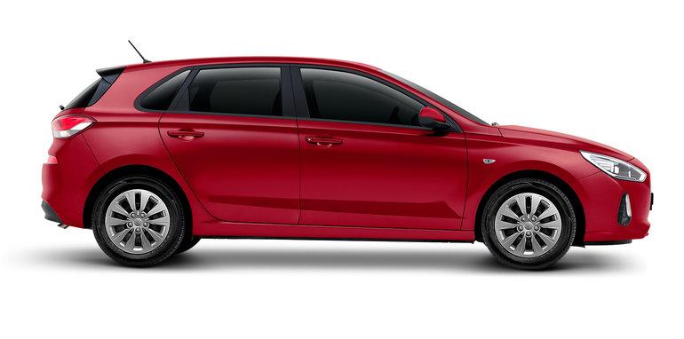 2018 Hyundai I30 Go 19 990 Entry Model Arrives