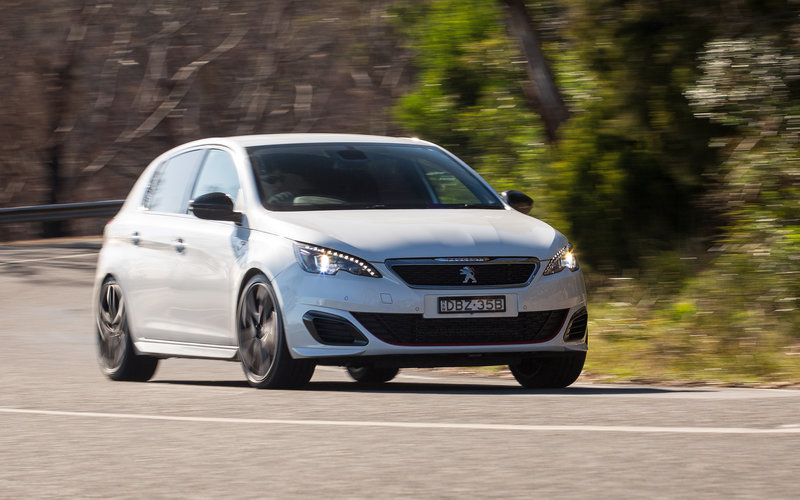 2016 peugeot 308 gti 270 review | caradvice