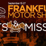 2015 Frankfurt motor show: hits and misses