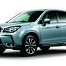 2016 Subaru Forester facelift revealed ahead of Tokyo show