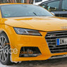 2016 Audi TT RS spied during cold weather testing