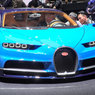 Bugatti Chiron roadster ruled out