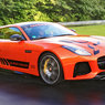 Jaguar F-Type SVR overtakes 43 cars in one lap of the Nurburgring - video