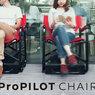 Nissan ProPilot self-driving chair makes queuing easier