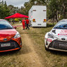 Toyota Yaris: Road car v Rally car