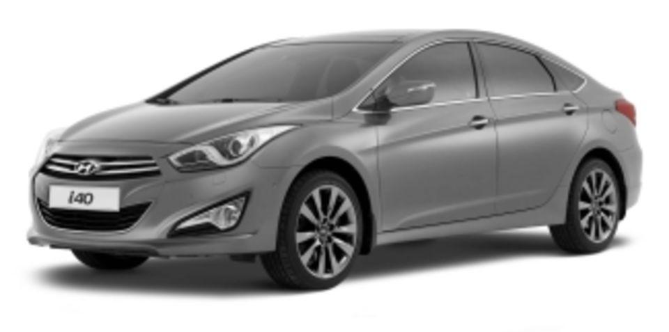 2012 Hyundai i40 Active Review