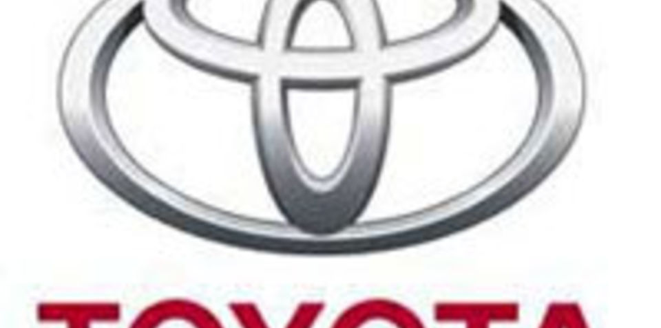 Toyota Charges Ahead