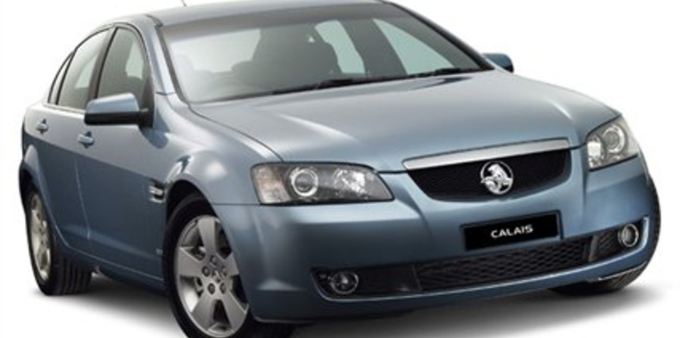 Holden VE Commodore Safety