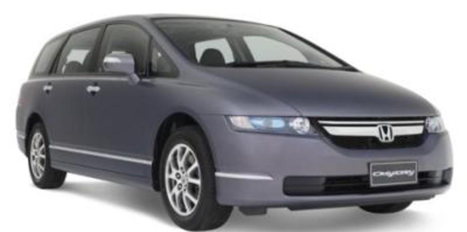 Honda Odyssey Power Steering Recall 2004-2007