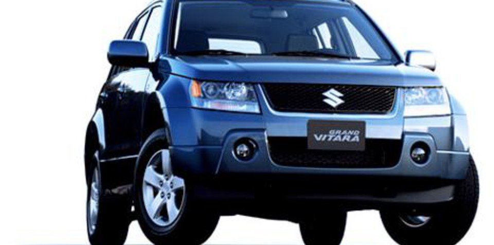 2006 suzuki grand vitara road test. Black Bedroom Furniture Sets. Home Design Ideas