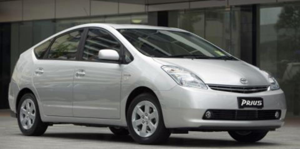Toyota Prius 500,000 sold worldwide