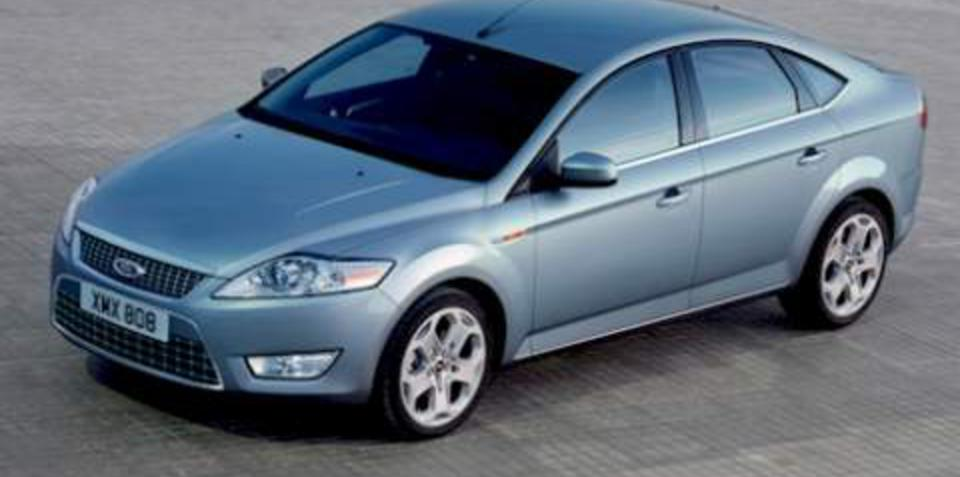 The New Ford Mondeo