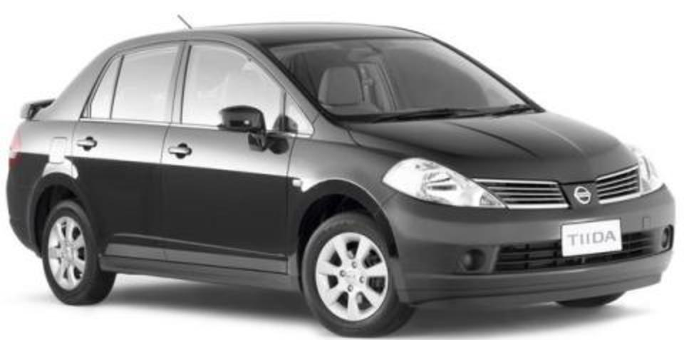 2007 Nissan Tiida Specifications