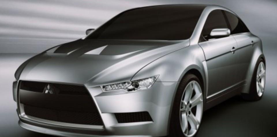 Mitsubishi to build the Sportback Concept