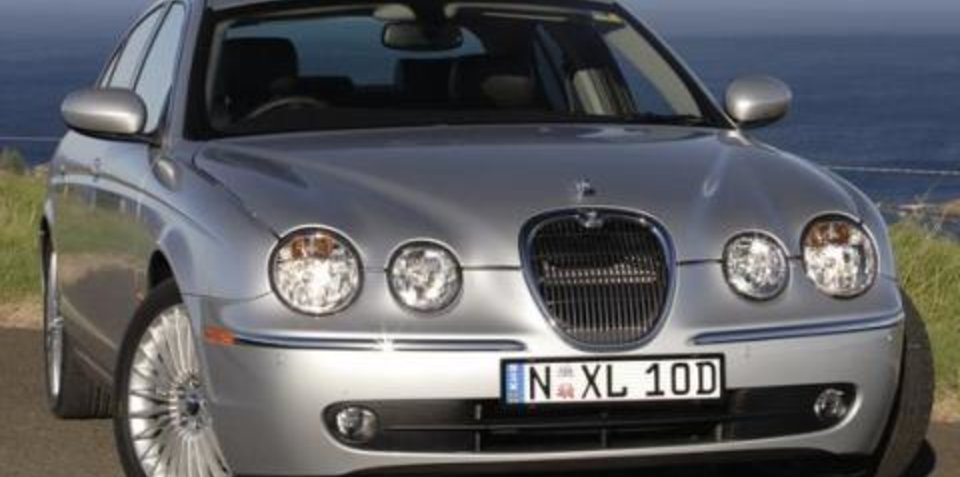 Jaguar S Type XJ diesel particulate filter recall