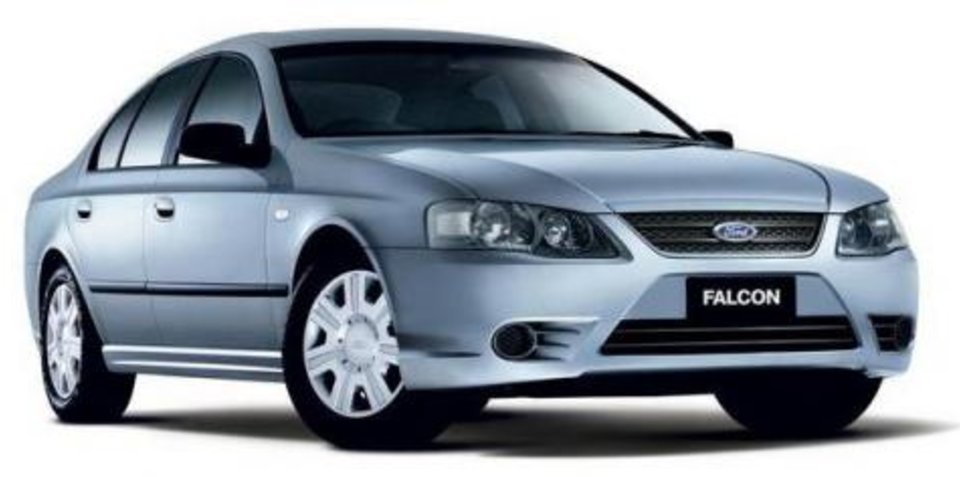 Ford Falcon LPG Service Valve Hand Tap Recall