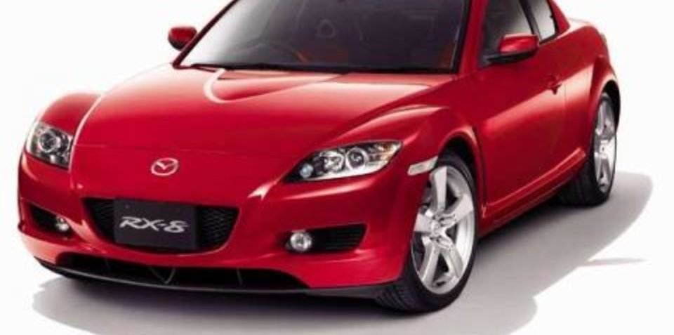 2007 Mazda RX-8 Kuro Special Edition (UK)