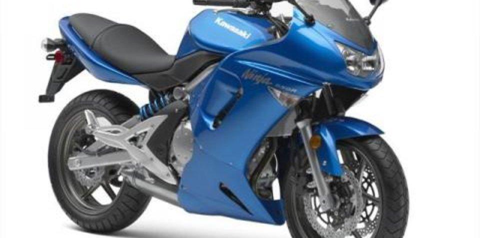 Motorcycle Sales Keep Growing