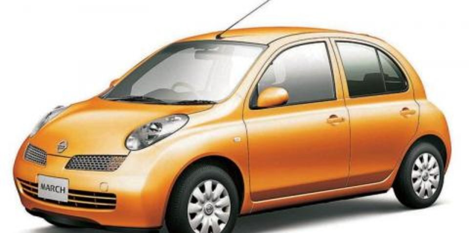Nissan Micra Coming Back