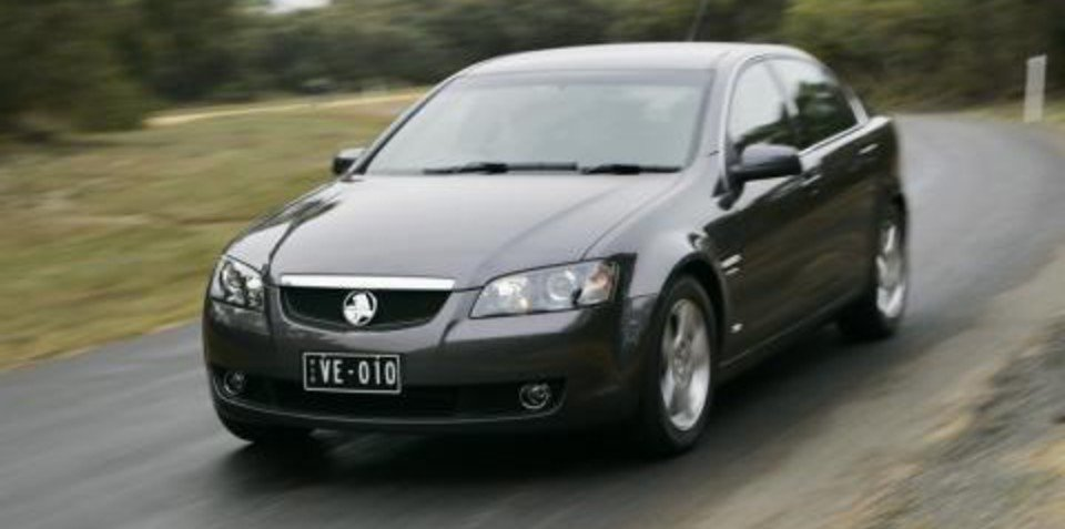 2006 Holden VE Calais Warranty Complaint