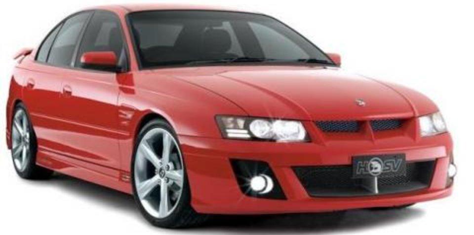 2005 HSV Clubsport Z1 Series Warranty Complaint