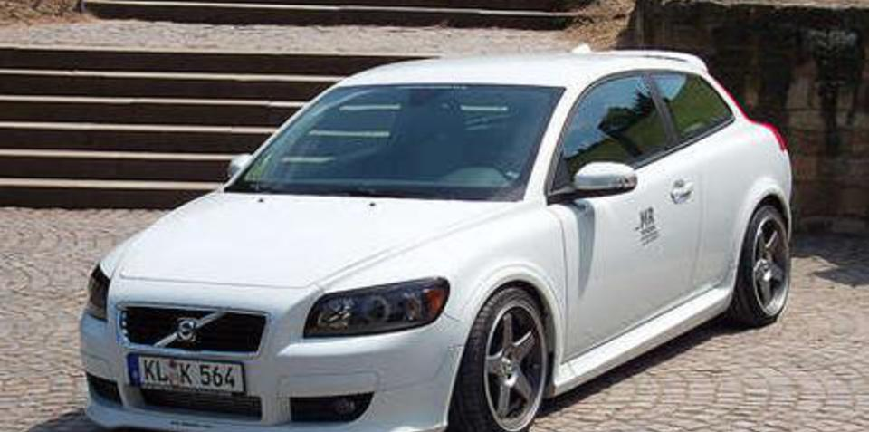 volvo c30 d5 by mr sweden motorsport. Black Bedroom Furniture Sets. Home Design Ideas