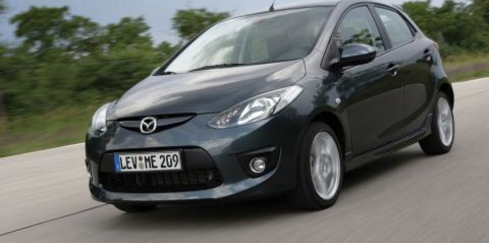 New Mazda2 wins Car of the Year