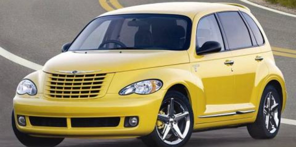 Chrysler kills the PT Cruiser