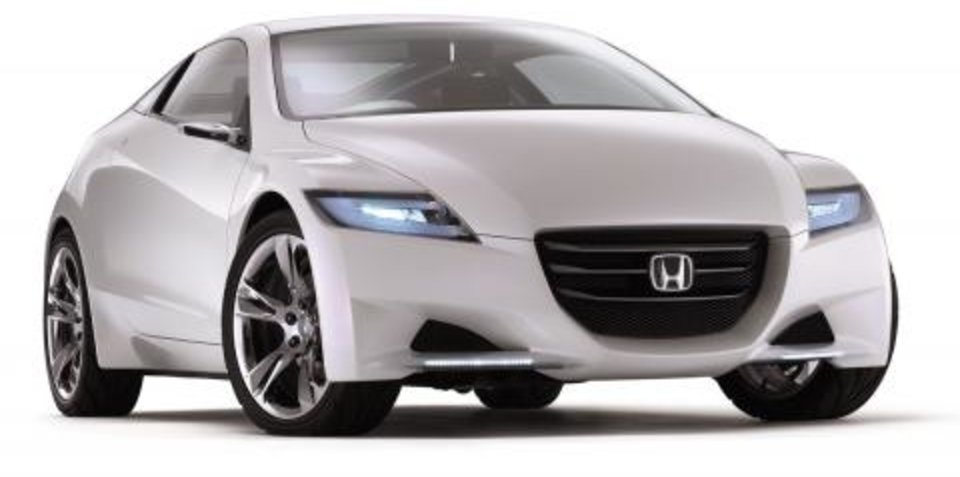 Next-gen Honda CR-X