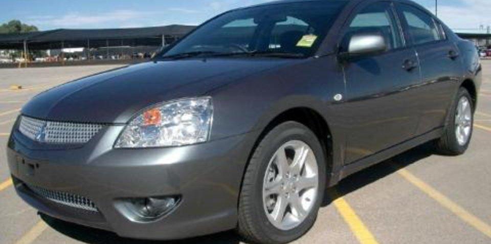 Mitsubishi releases 380 Platinum Edition