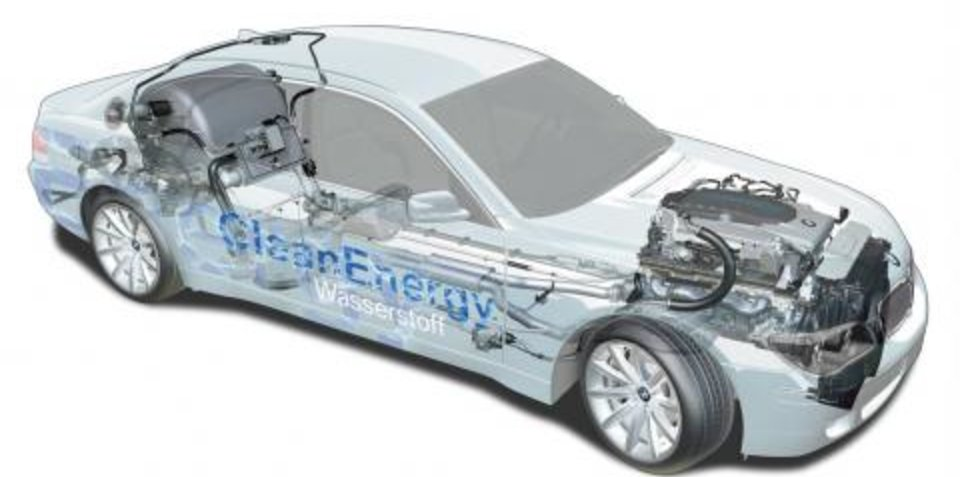 BMW's Hydrogen 7 is coming to Australia