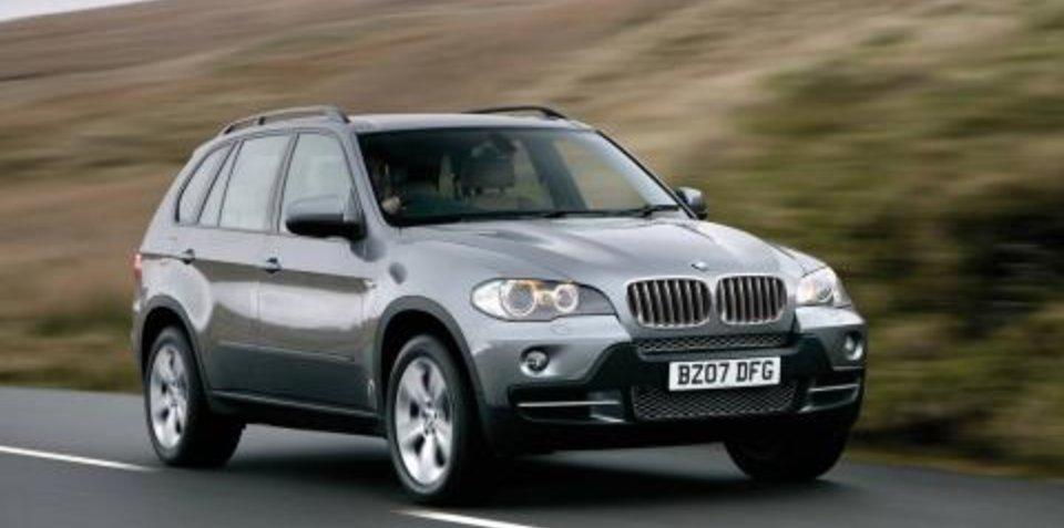 2008 BMW X5 3.0sd