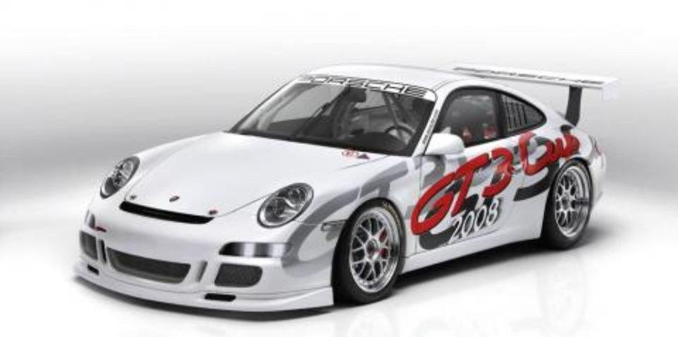 Porsche's new GT3 Cup car