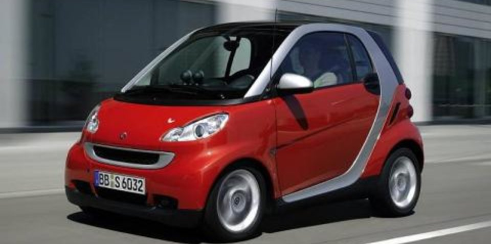 2008 Smart ForTwo preview