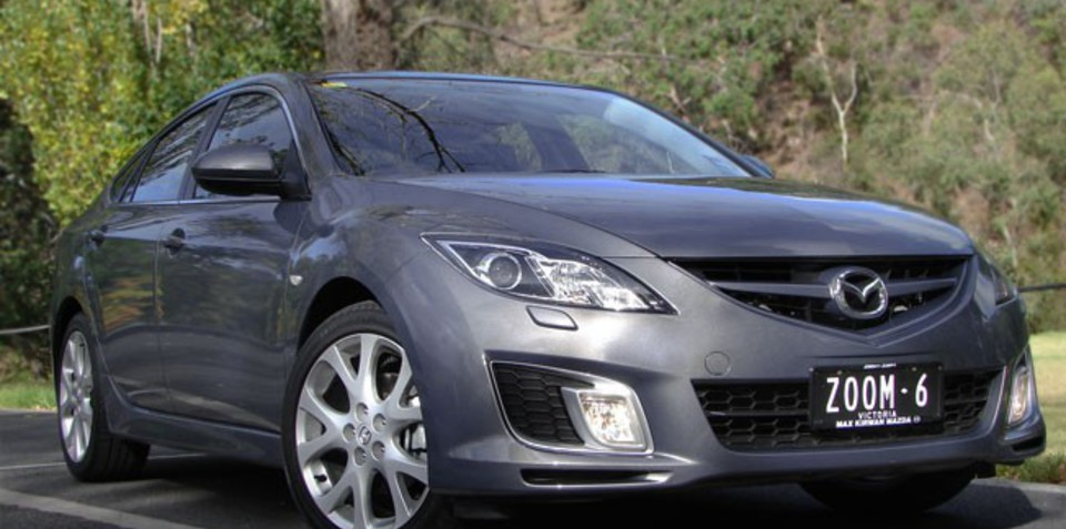 2008 mazda6 review caradvice. Black Bedroom Furniture Sets. Home Design Ideas