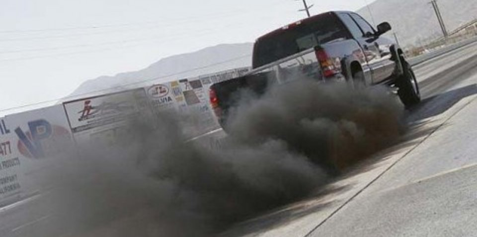 Diesel fumes can cause brain damage